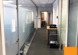 Glass Partitioning York Office Glazed Parititions Office Refurbishment Refit - 6