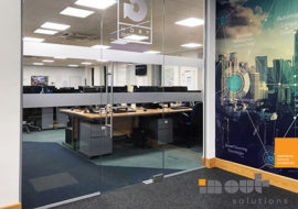 GLASS OFFICE PARTITIONS SHEFFIELD GLASS WALLS SHEFFIELD