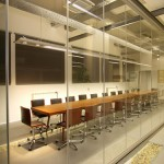 Frameless Glass Demountable Partitions