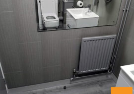 Washroom Refurbishment