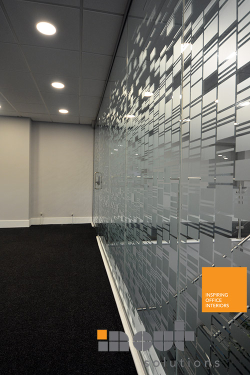 Different types of office partitions for Office design west yorkshire