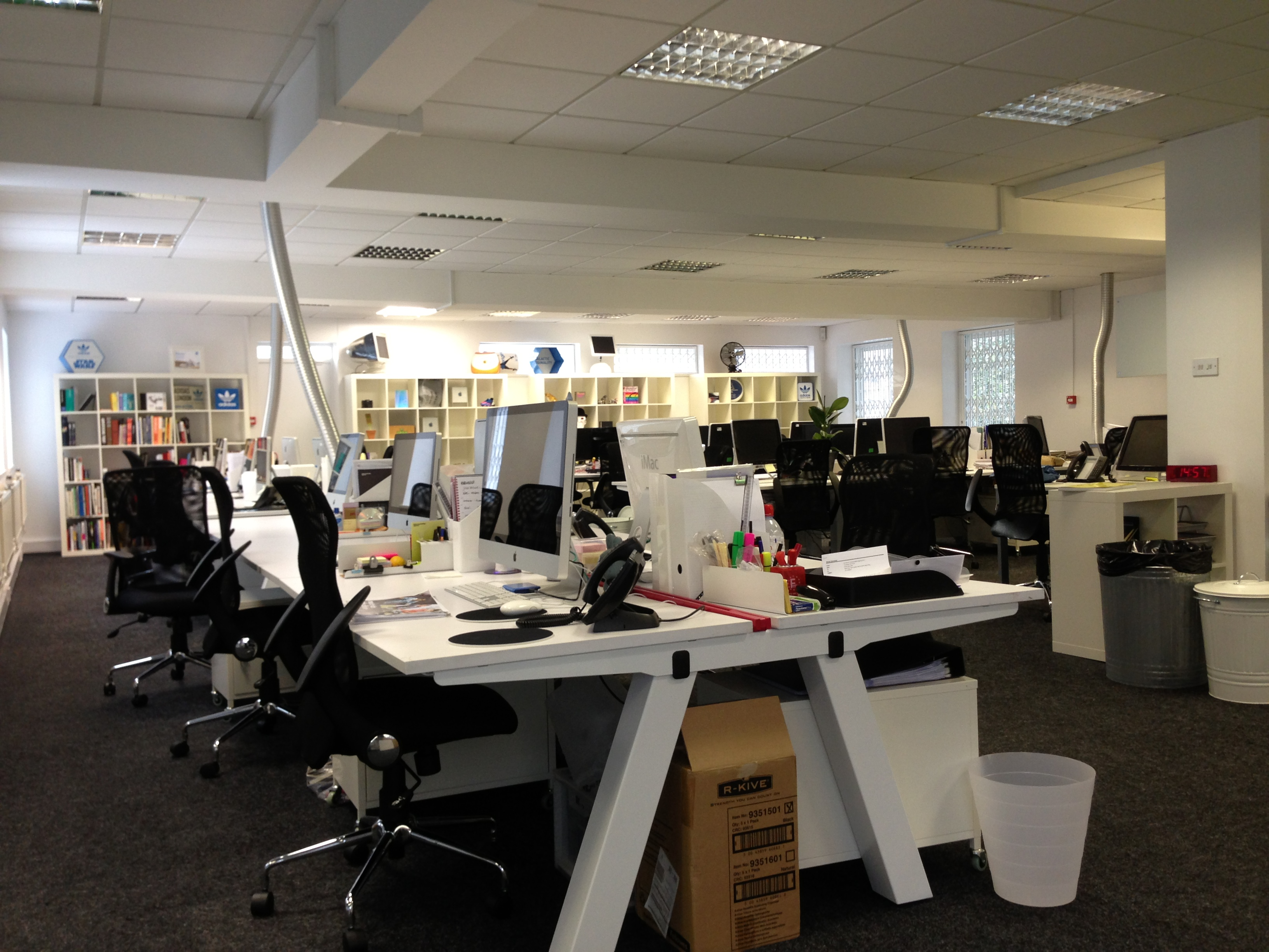 Office maintenance services in leeds west yorkshire for Office design services
