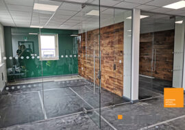 Cost Prices Glass Room Dividers Office Partitions UK walls doors installation free delivery