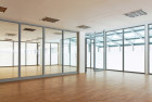 Full Height Glazed Partitioning Systems