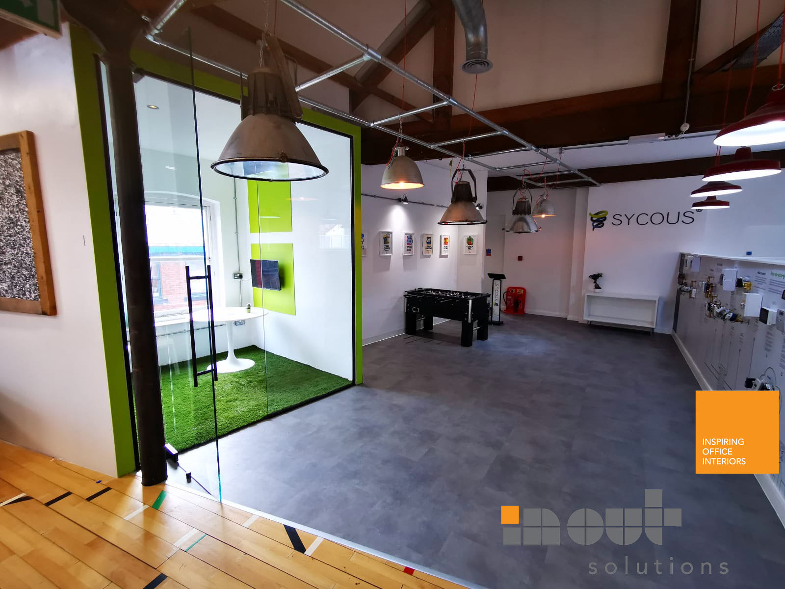 Office fit out Leeds Yorkshire