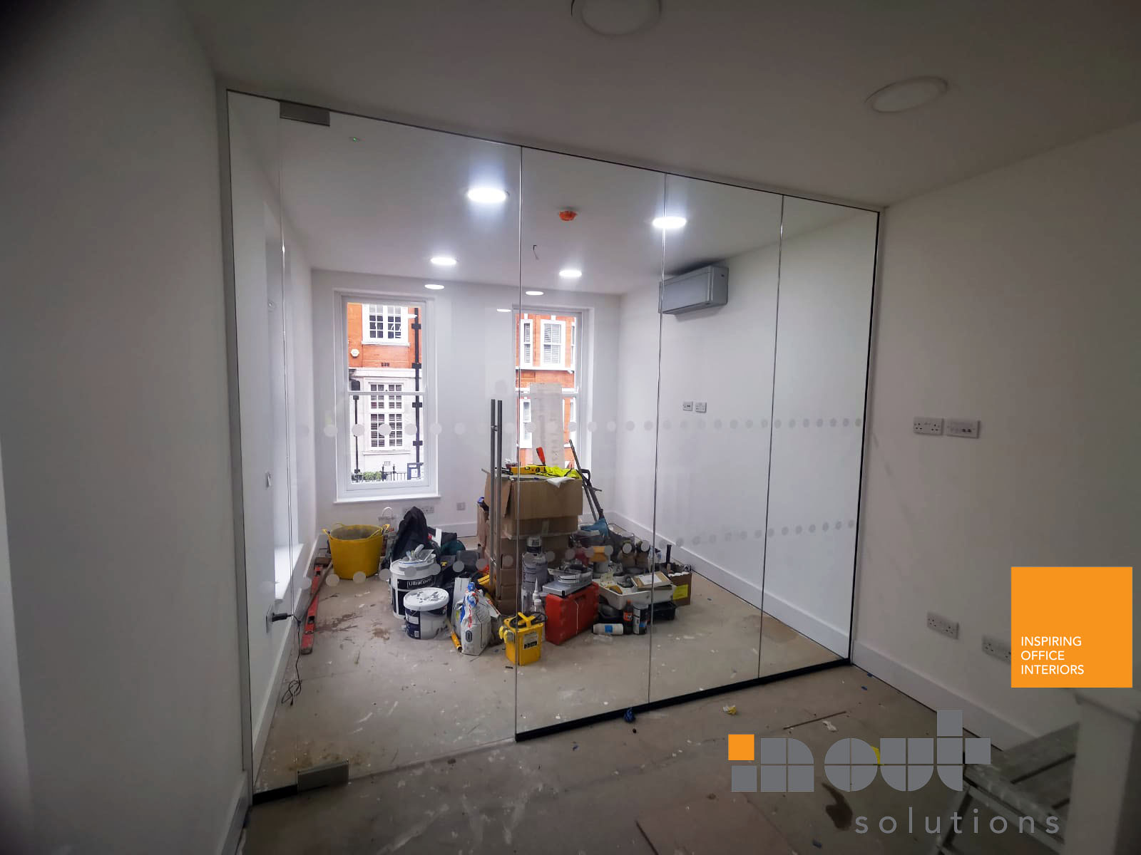 Glass Office Partitions London Glass Walls Glazed Partitioning