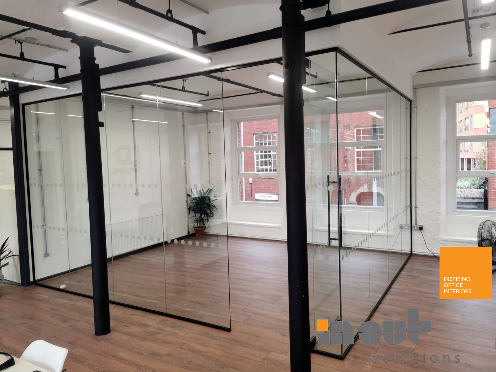 Glass Room Walls Dividers Cost UK Interior Doors Home Installers Glazed Office Partitions Costs Installed Leeds Prices Yorkshire Noise Reducing Double Single Glazing -
