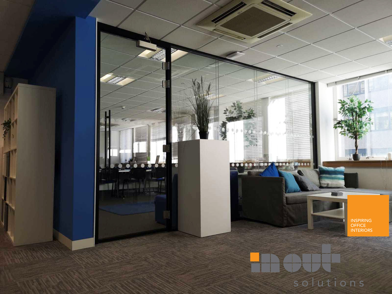 Glass Partition Walls Lincoln 01943 513648 Office Partitioning Lincoln