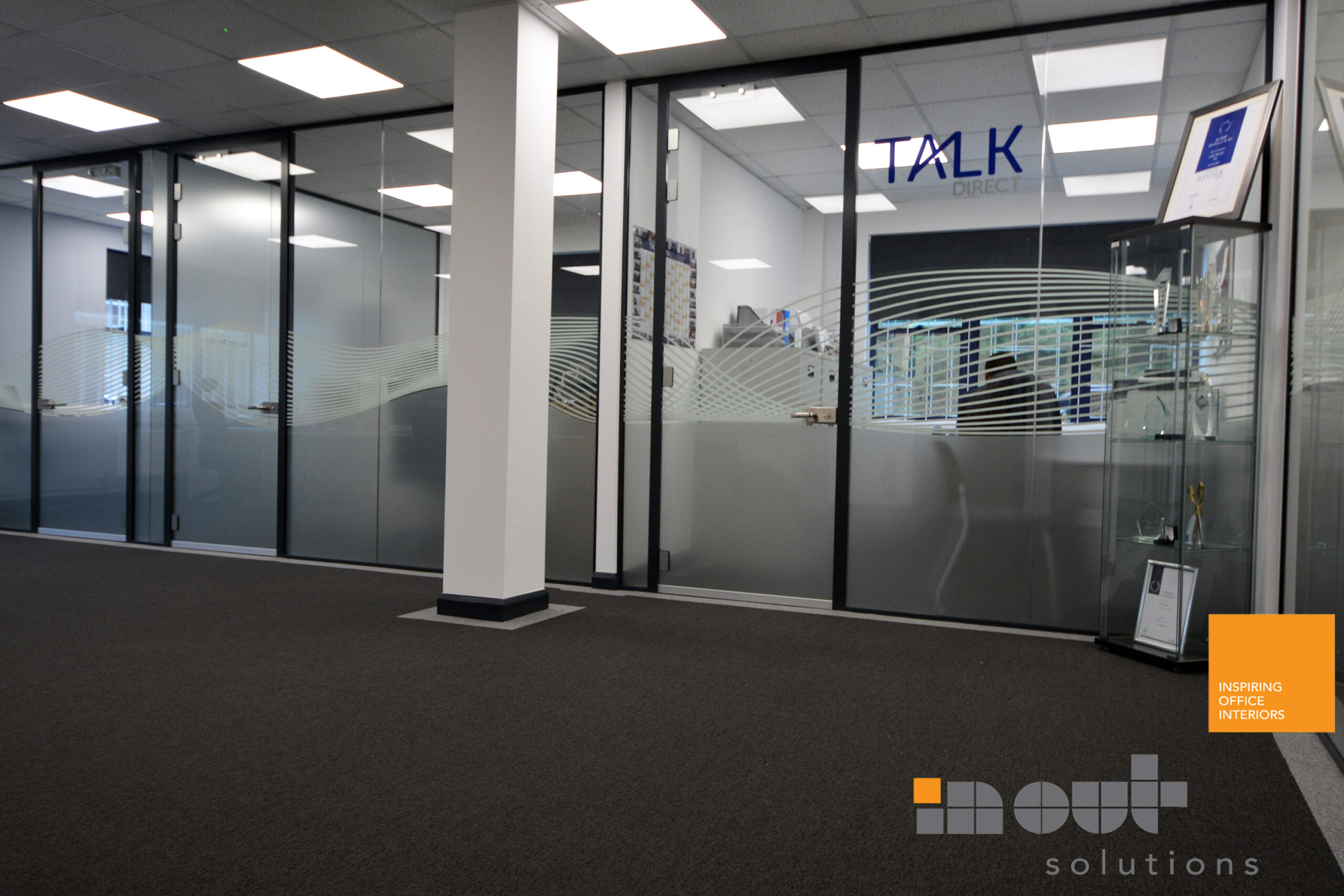 Glass Partition Leicester