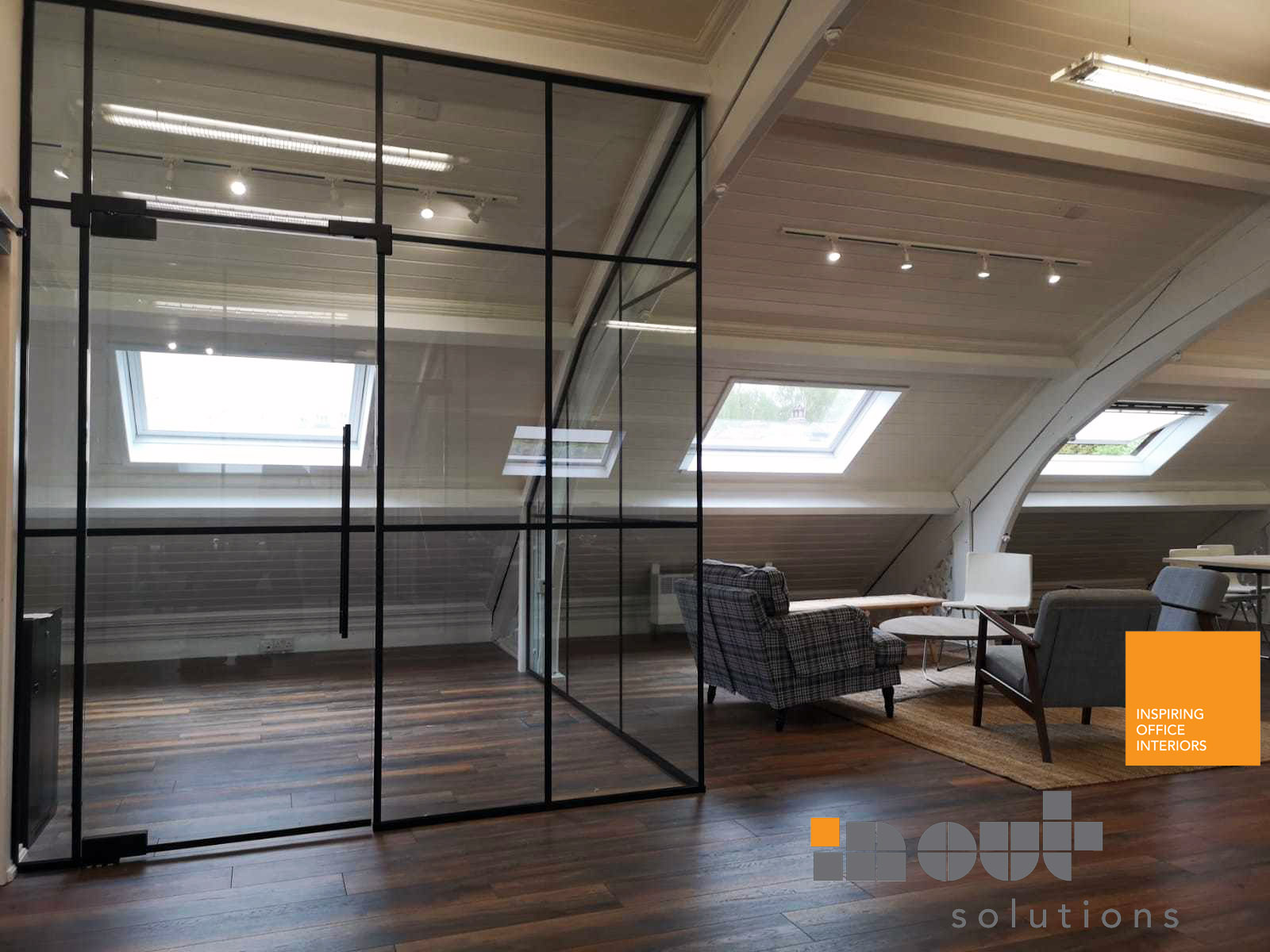 Industrial Glass Partitions Leeds