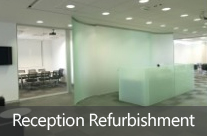 Reception Refurbishment