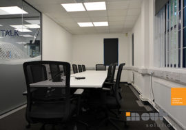 Glass Office Partitioning Batley, Yorkshire