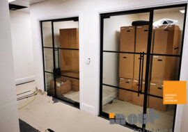 Glass Walls Industrial Glass Office Partitions glazed partitioning Leeds Yorkshire