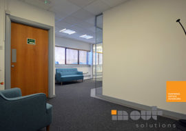glass partitions Leeds Sheffield Yorkshire Rotherham doors glazed office partitioning glazing bespoke made to measure - 3