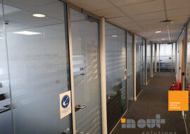 Glass Room Walls Dividers UK Interior Doors Home Installers Glazed Office Partitions Costs Installed Leeds Prices Yorkshire Noise Reducing Double Single Glazing - york