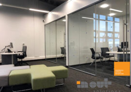 Glass Partitions Leeds Yorkshire Offices Refurbishment Barnsley Doncaster Sheffield Rotherham Break Out Canteen Bradford Halifax Huddersfield Wakefield