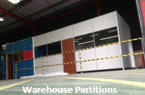 Warehouse and Industrial Partitions
