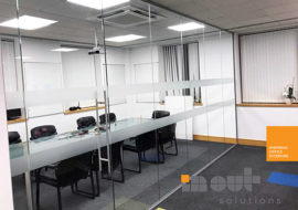 Glass Manifestation and Window Film