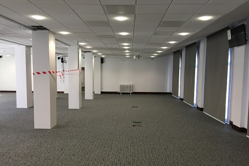 Suspended Ceiling And Partitioning Installation