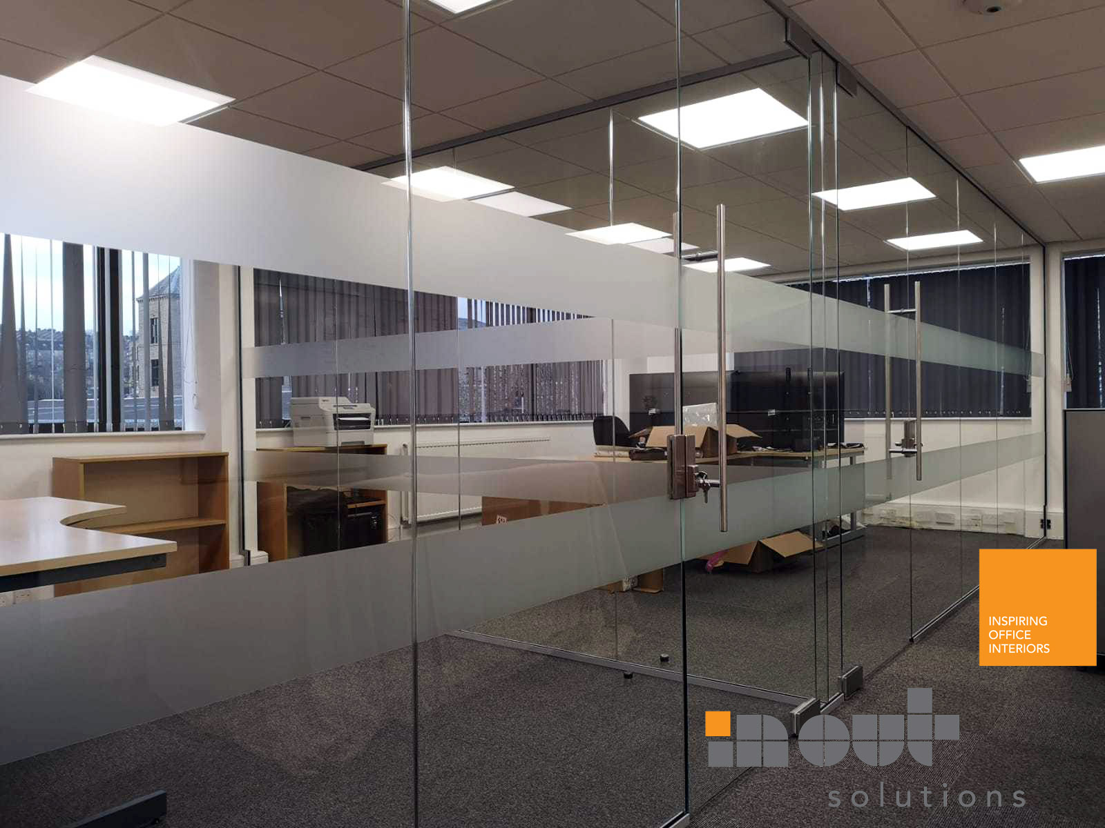 Glass Partitioning Leeds