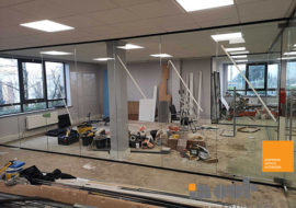 Glass Partitions Leeds Yorkshire