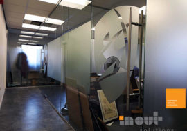 Glass Partition Ripon