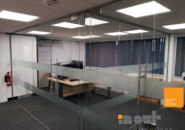 Single Glass Partitioning Leeds